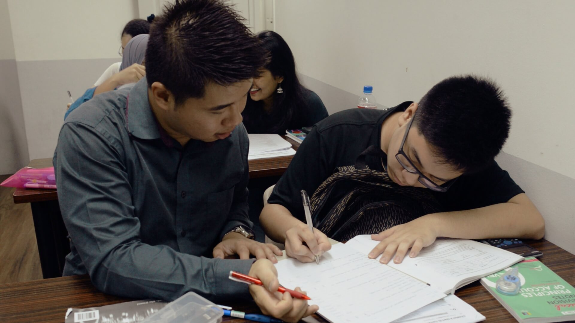 best poa tuition, ACE Your Principles of Accounts POA Tuition Singapore