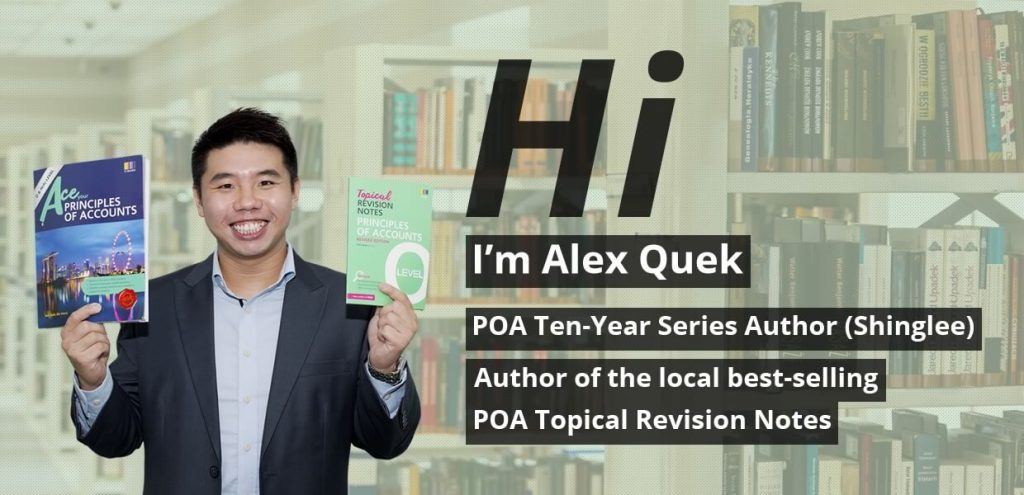 Ace Your POA Tuition Alex Quek