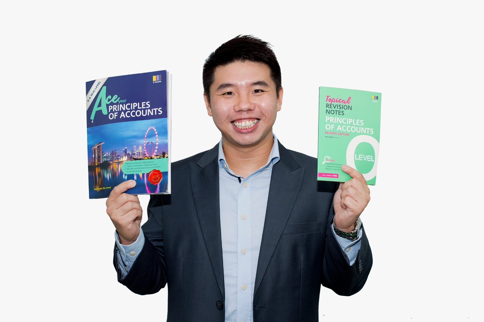 , ACE Your Principles of Accounts POA Tuition Singapore