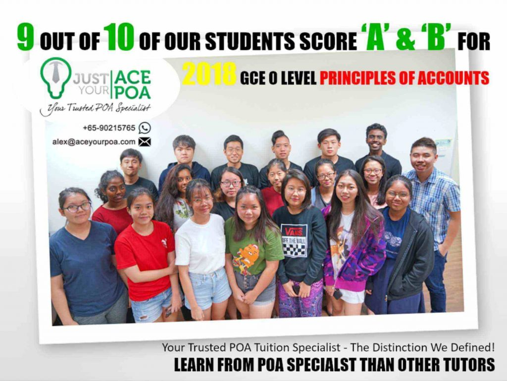 Ace Your POA Tuition